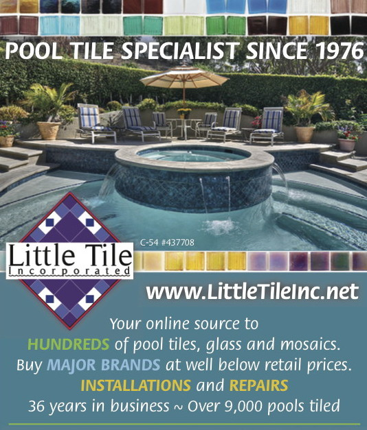 Little Tile Inc - online source to swimming pool tile, glass ...