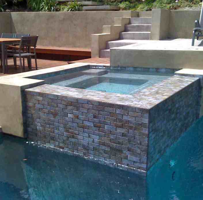 Little Tile Inc Online Source To Pool Tile Installation