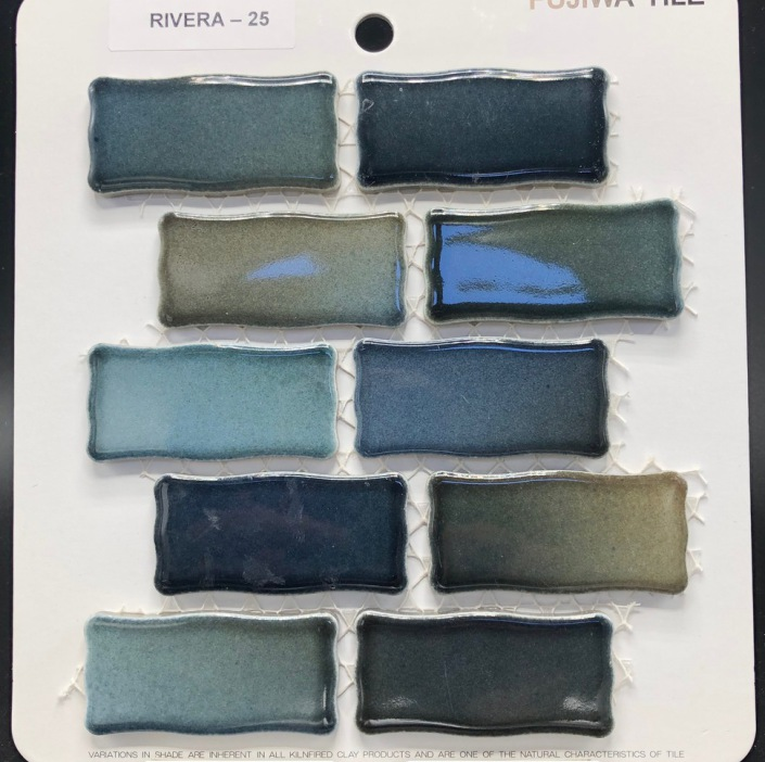 Rivera Pool tile inc your source to rivera series pool tiles